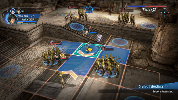 DYNASTY WARRIORS: Godseekers Screenshot 10
