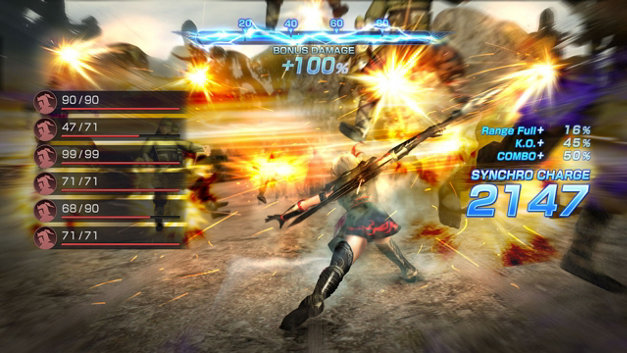 DYNASTY WARRIORS: Godseekers Screenshot 7