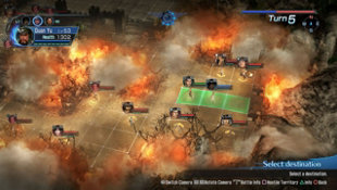 DYNASTY WARRIORS: Godseekers Screenshot 3