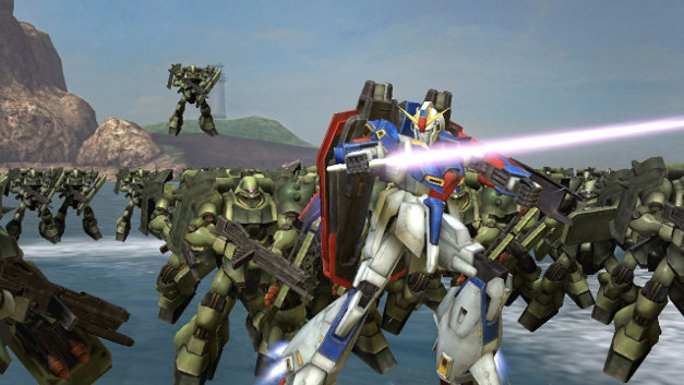 DYNASTY WARRIORS®: GUNDAM Reborn Screenshot 1