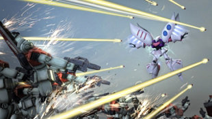 DYNASTY WARRIORS®: GUNDAM Reborn Screenshot 3