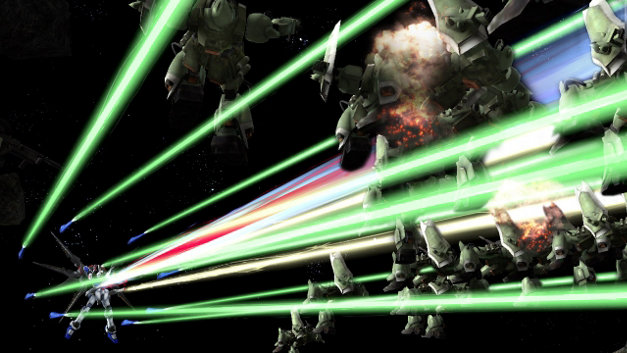 DYNASTY WARRIORS®: GUNDAM Reborn Screenshot 4