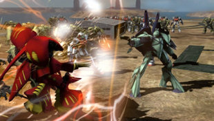 DYNASTY WARRIORS®: GUNDAM Reborn Screenshot 5