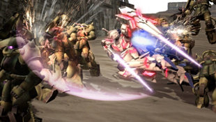 DYNASTY WARRIORS®: GUNDAM Reborn Screenshot 6