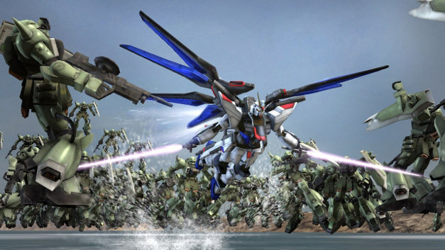 DYNASTY WARRIORS®: GUNDAM Reborn Screenshot 10