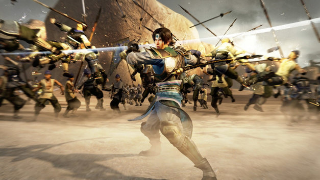 DYNASTY WARRIORS 8: Xtreme Legends Complete Edition Screenshot 1