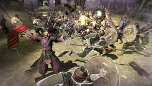 DYNASTY WARRIORS 8: Xtreme Legends Complete Edition Screenshot 2