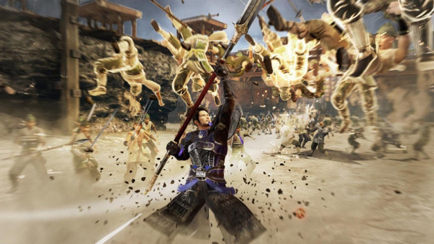 DYNASTY WARRIORS 8: Xtreme Legends Complete Edition Screenshot 4