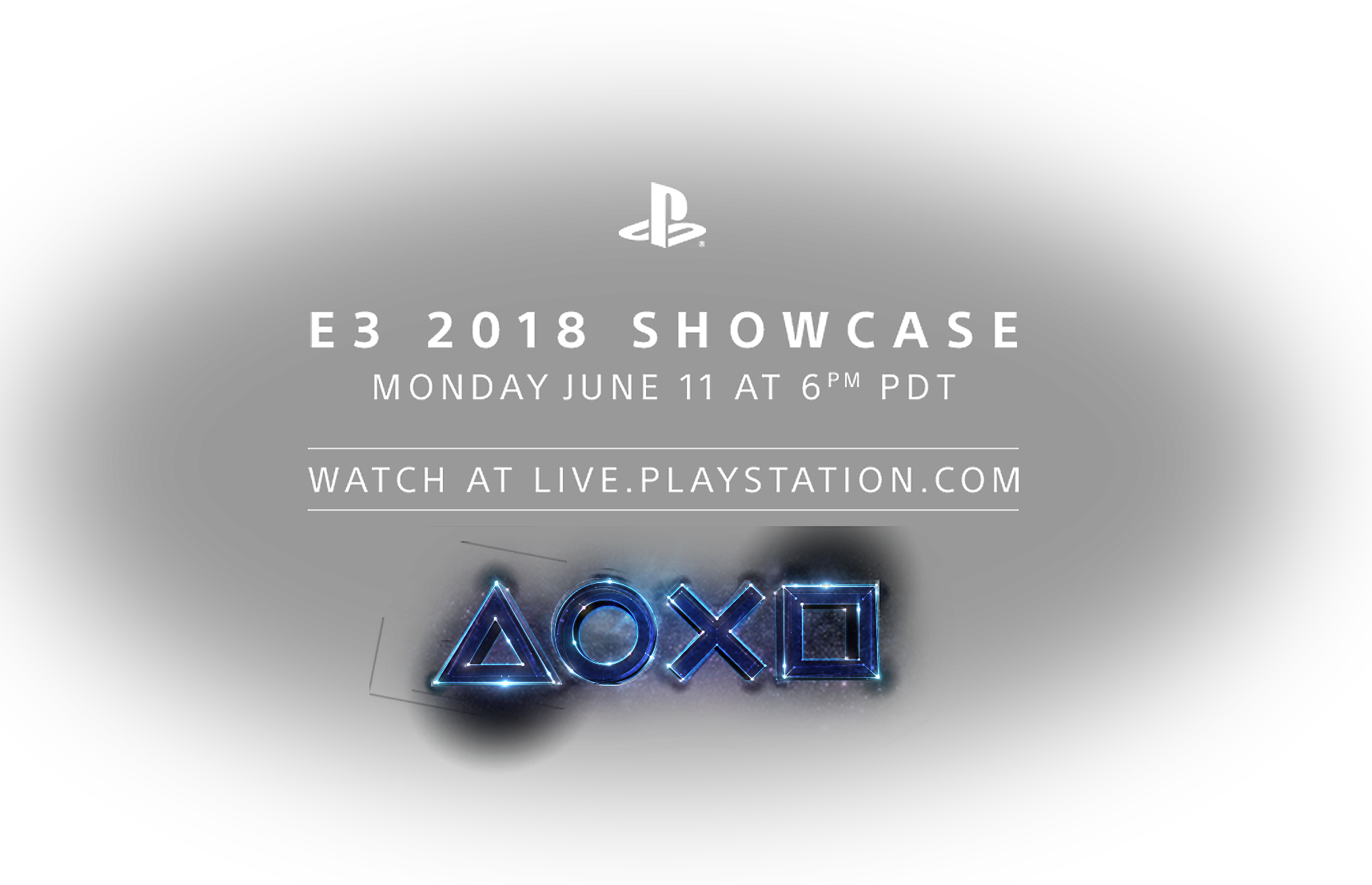 E3 2018 Showcase | Monday, June 11 at 6PM PDT