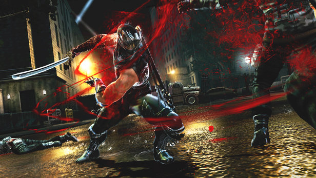 Ninja Gaiden 3 Game Ps3 Playstation