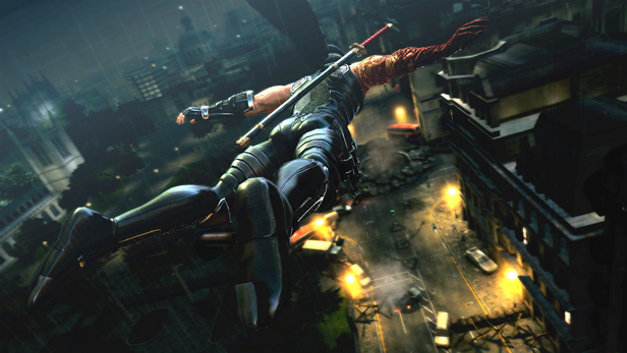 Ninja Gaiden®3 Screenshot 1