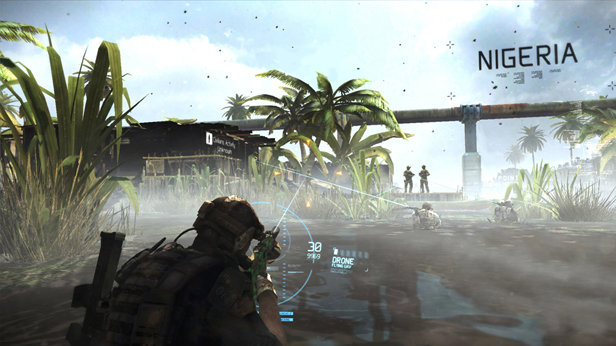 Tom Clancy's Ghost Recon: Future Soldier™ Game | PS3