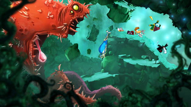 Rayman® Origins Screenshot 1