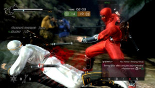 Ninja Gaiden®3 Screenshot 6