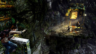 Uncharted: Golden Abyss™ Screenshot 2