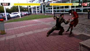 Reality Fighters™ Screenshot 2