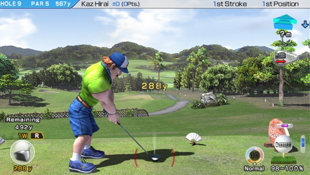 Hot Shots Golf: World Invitational Screenshot 5