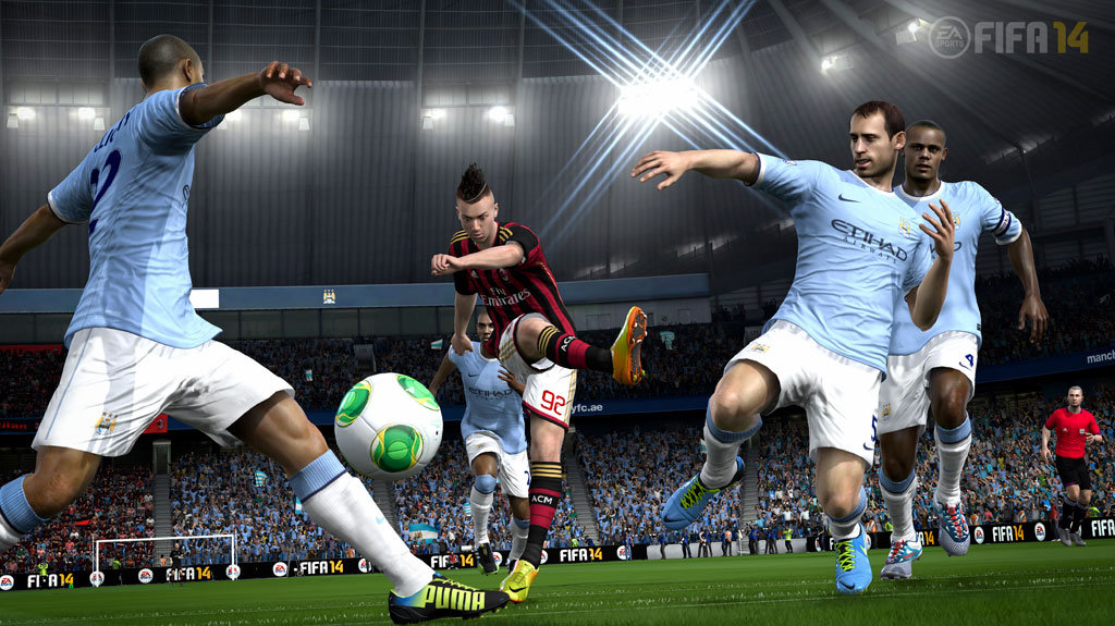 fifa 14 game free  for psp