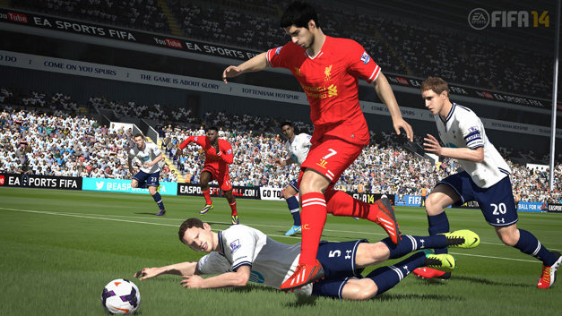 EA SPORTS™ FIFA 14 Screenshot 4