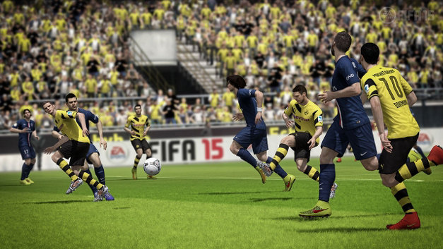 EA SPORTS™ FIFA 15 Screenshot 4