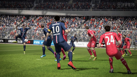 EA SPORTS™ FIFA 15 Trailer Screenshot