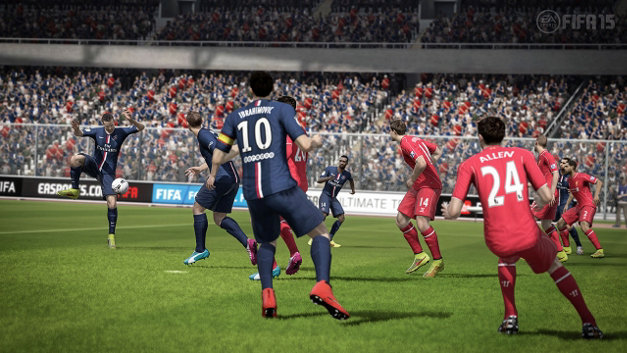 EA SPORTS™ FIFA 15 Screenshot 1