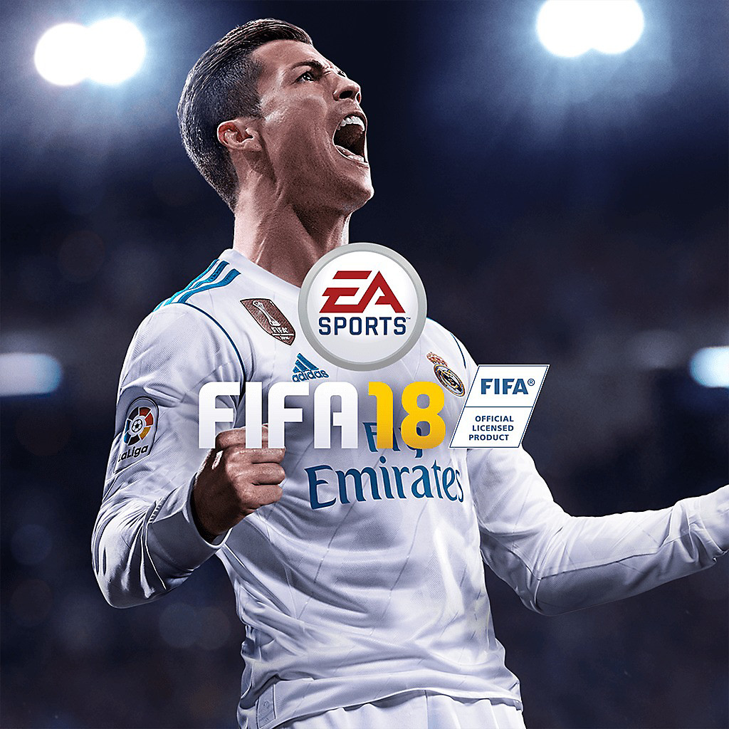 EA Sports FIFA 18 - PS4 Pro