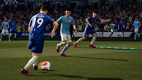 EA SPORTS™ FIFA 21 PS4 Bundle - Screenshot INDEX
