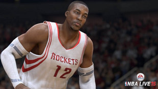 EA SPORTS™ NBA LIVE 15 Screenshot 6