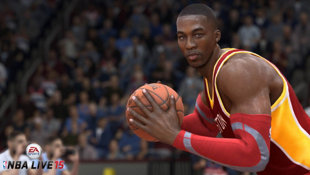EA SPORTS™ NBA LIVE 15 Screenshot 5
