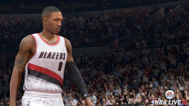 EA SPORTS™ NBA LIVE 15 Screenshot 1