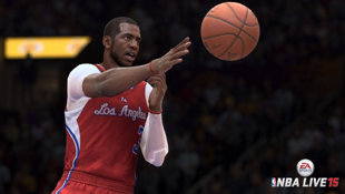 EA SPORTS™ NBA LIVE 15 Screenshot 8