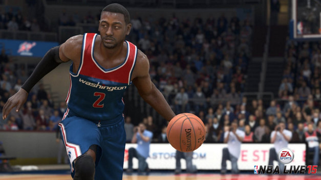 EA SPORTS™ NBA LIVE 15 Screenshot 7