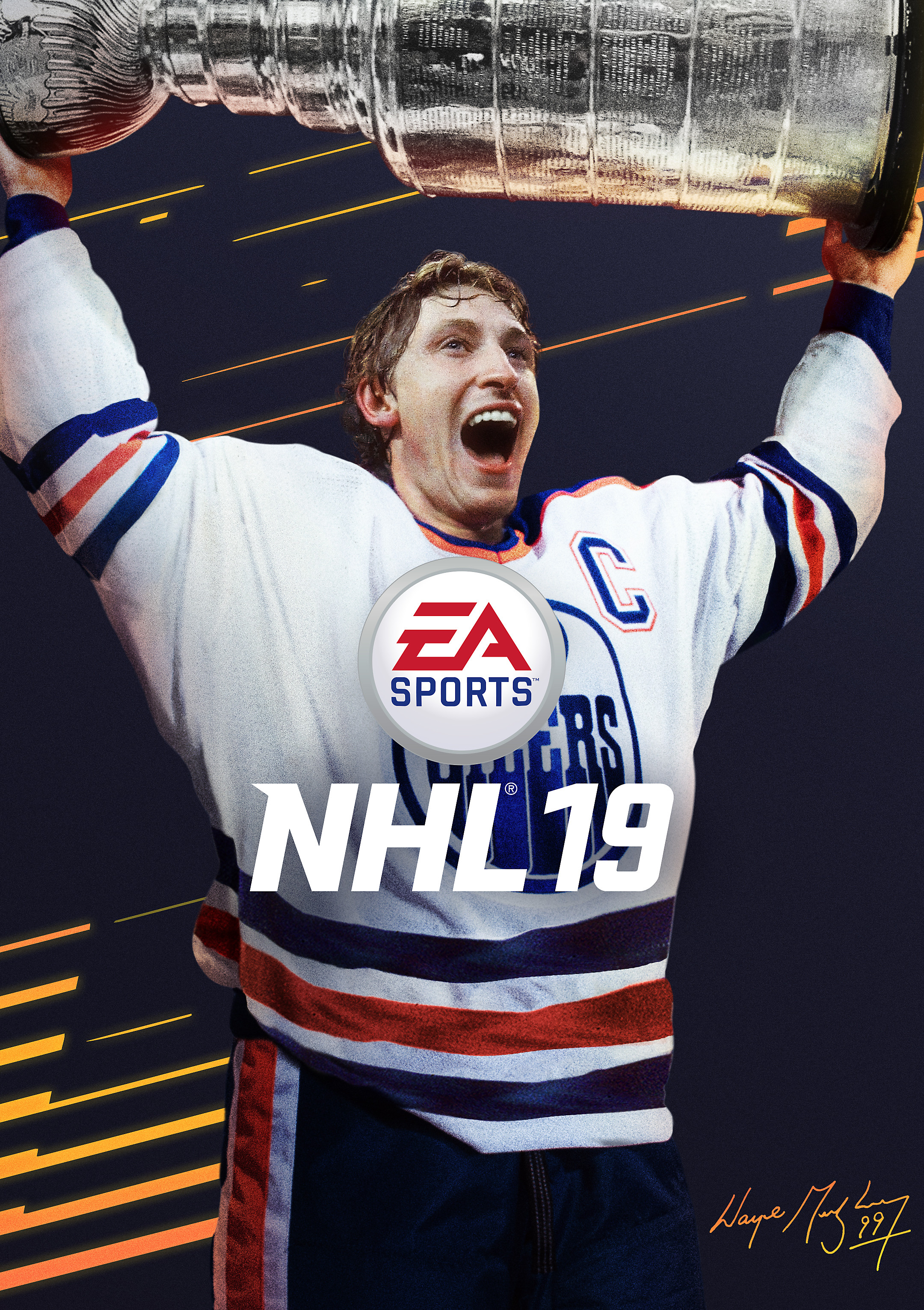 NHL 19 - Legend Edition Art