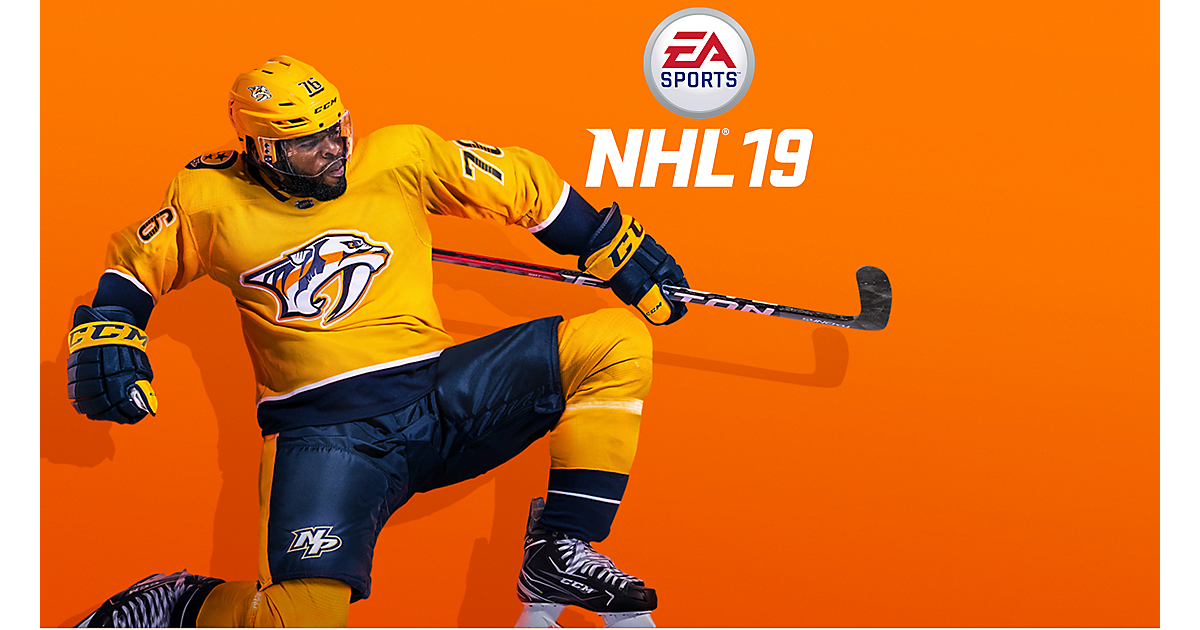 「EA Sports NHL 19」の画像検索結果