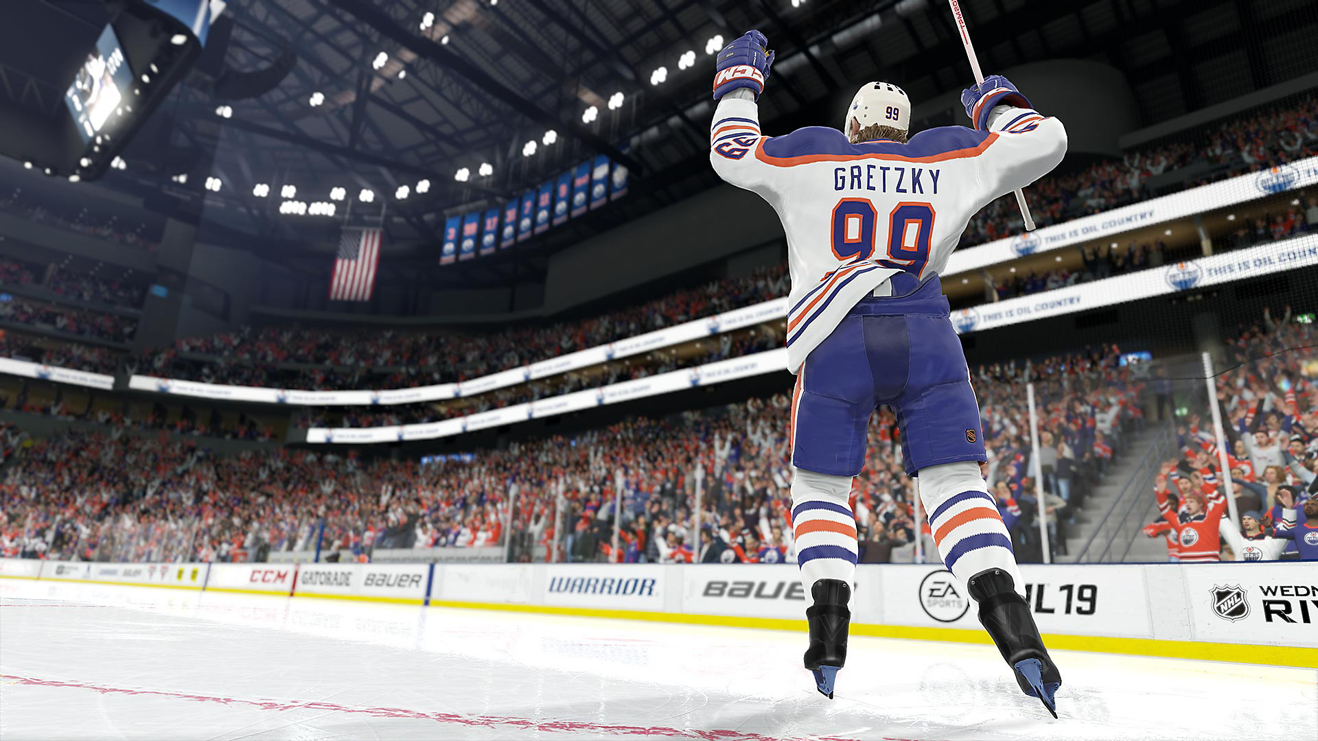 Leyendas de EA SPORTS NHL 19