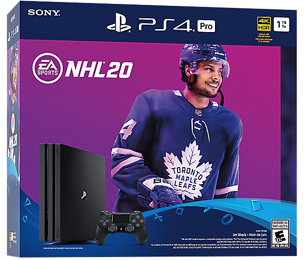 NHL® 20 PS4™ Pro™ Bundle