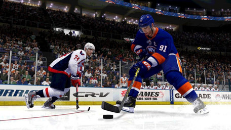 EA SPORTS™ NHL® Legacy Edition Trailer Screenshot