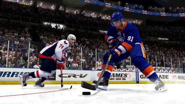 EA SPORTS™ NHL® Legacy Edition Screenshot 1