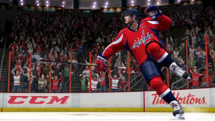 EA SPORTS™ NHL® Édition Legacy Screenshot 2