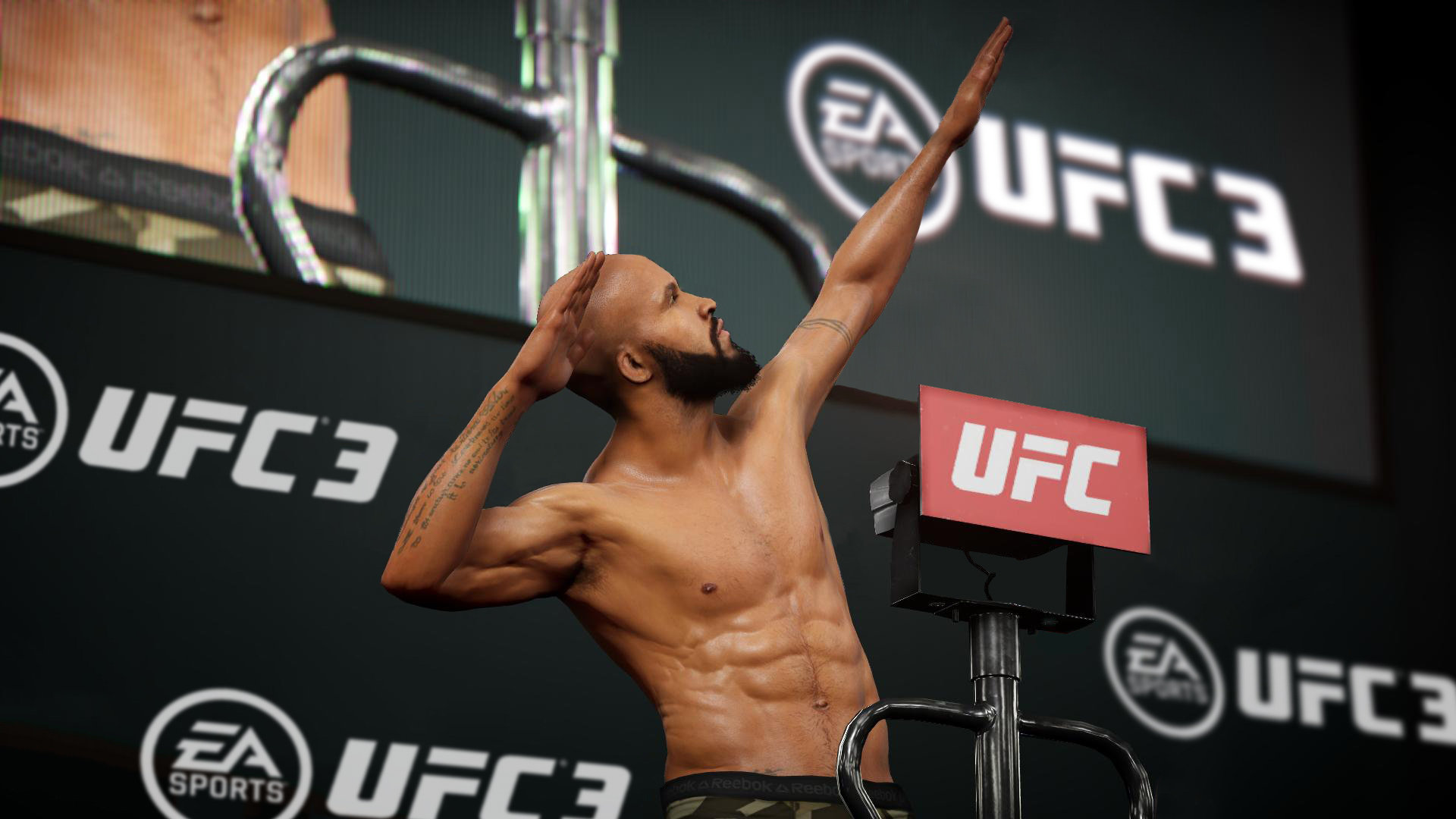 EA SPORTS™ UFC® 3 Game | PS4 - PlayStation