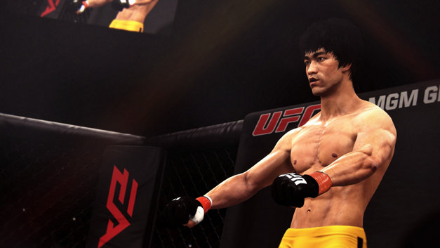 EA SPORTS UFC Screenshot 1
