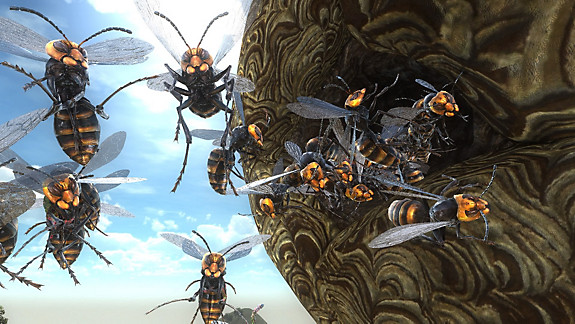 EARTH DEFENSE FORCE 5 - Screenshot INDEX