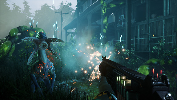 Earthfall screenshot