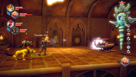EARTHLOCK: Festival of Magic Trailer Screenshot
