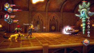 EARTHLOCK: Festival of Magic Screenshot 3