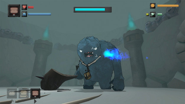 Eekeemoo - Splinters of the Dark Shard Screenshot 7