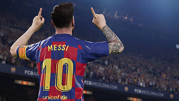 eFootball PES 2020: edición estándar - Screenshot INDEX