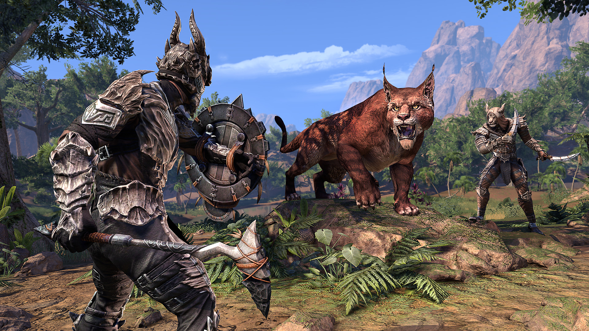 The Elder Scrolls Online: Elsweyr Game   PS4 - PlayStation