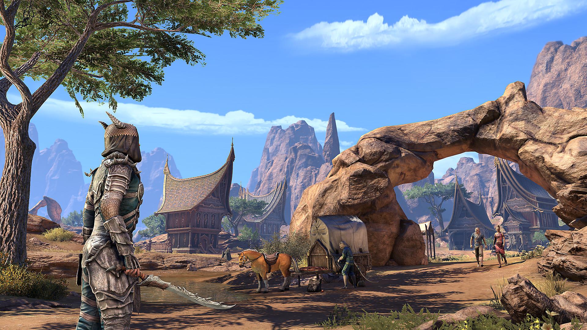 The Elder Scrolls Online: Elsweyr Game | PS4 - PlayStation